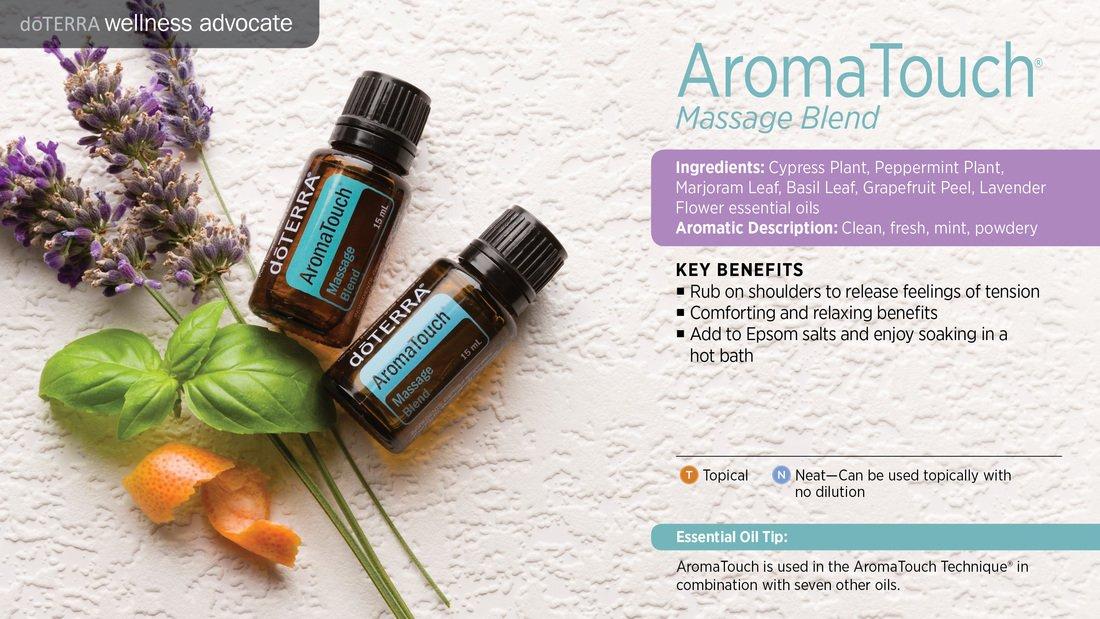 AromaTouch® Technique