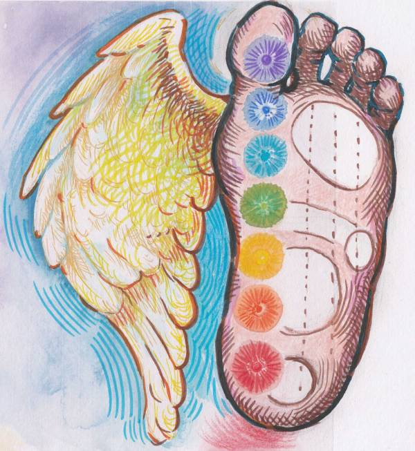 Reflexology design